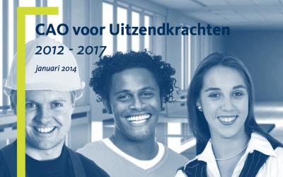 AVV ABU CAO voor Uitzendkrachten 2012-2017