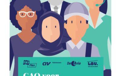 AVV ABU CAO voor Uitzendkrachten 2019-2021